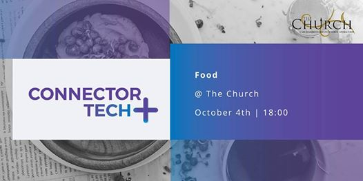 Connector tech + food