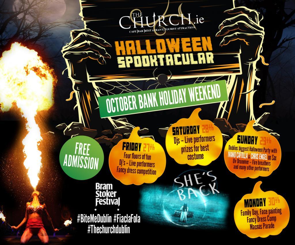 The Church Halloween Spooktacular 2017