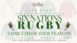 6 Nations at the Church